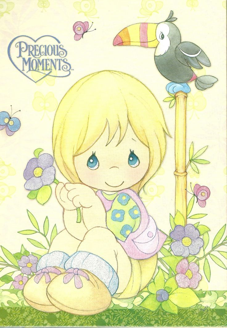 precious moments images clipart | Precious Moments para decoupage | Imagens para Decoupage