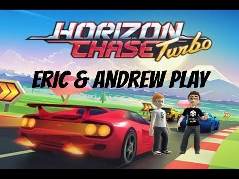 Horizon Chase Turbo Ps4 Splitscreen Eric Andrew Videogame