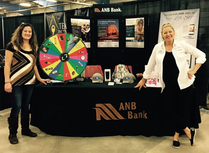 ANB Bank staff had fun at the Octoberfest Business Expo in Gillette, WY! During the event last Saturday we provided information on various services ANB Bank offers, shared our community involvement and handed out goodies! Member FDIC/Equal Housing Lender