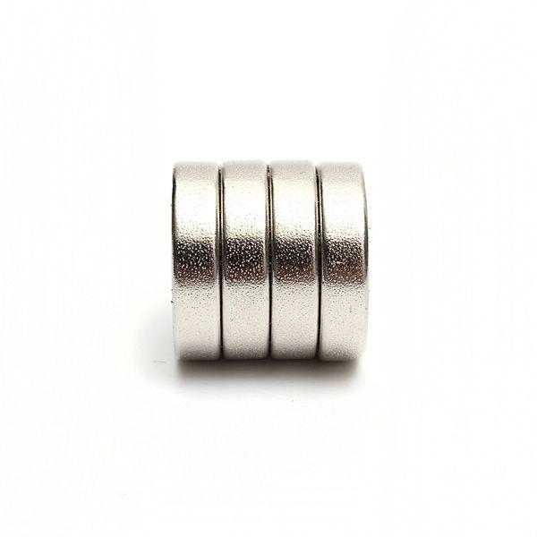 Kjøp 4 stk N52 20 * 5mm Forsenkerbor Hole 5mm Neodym Super Sterke magneter På nett! | RCnHobby.com