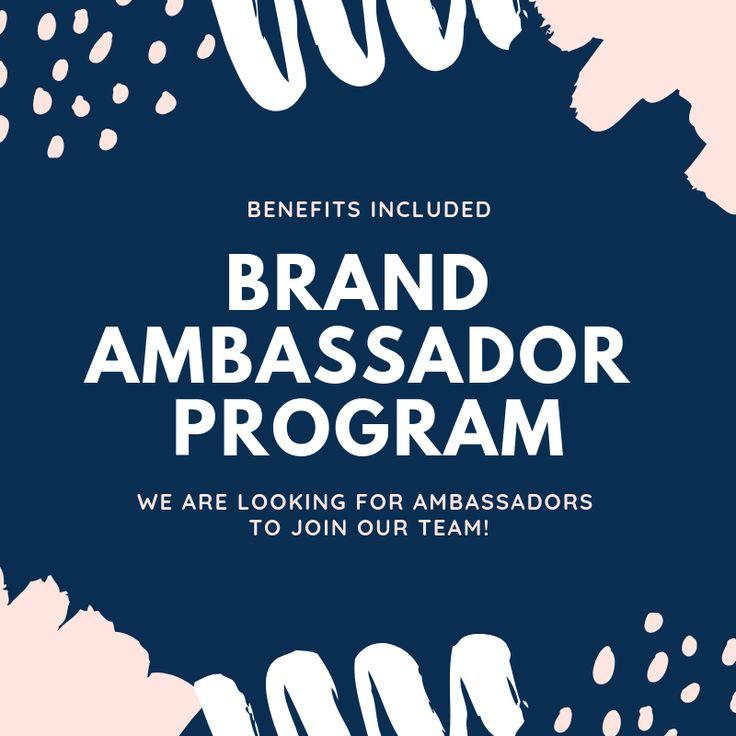 Brand ambassador program brand ambassador new product