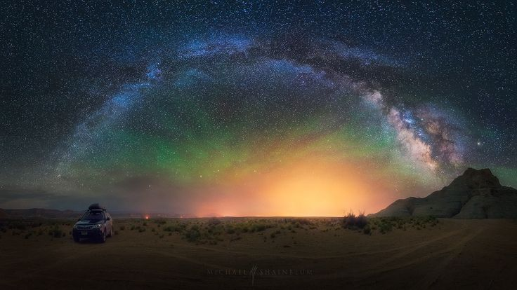 Starlight Adventure by Michael Shainblum on 500px