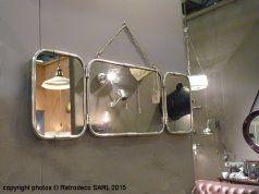 Les 25 meilleures id es de la cat gorie miroir triptyque for Miroir atelier chehoma