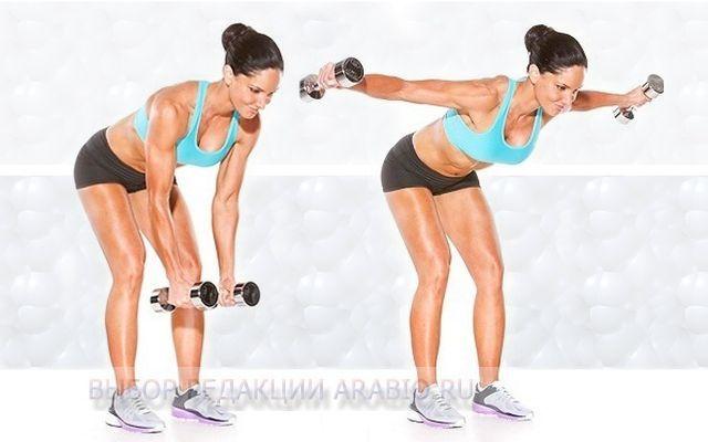 Упражнения для увеличения груди - что нужно знать женщинам.