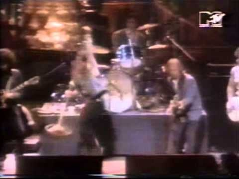 Axl Rose and Tom Petty doing Elvis... from way on back in the 80's.
