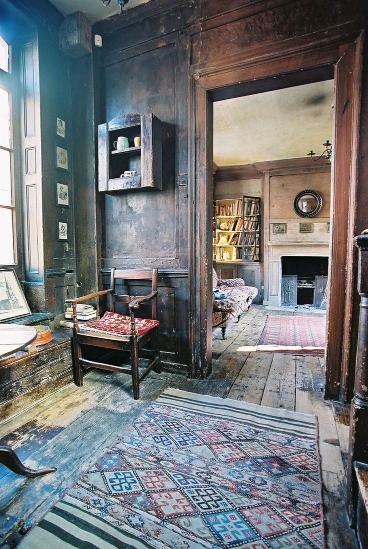 could just settle here with a good book and a mug ot tea..or two...