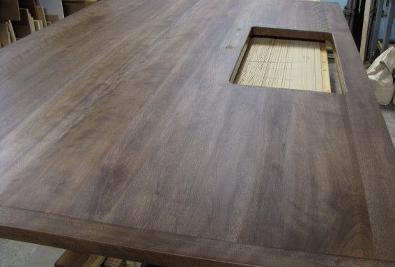 Rubio Monocoat on Countertop  Materials and Surfaces