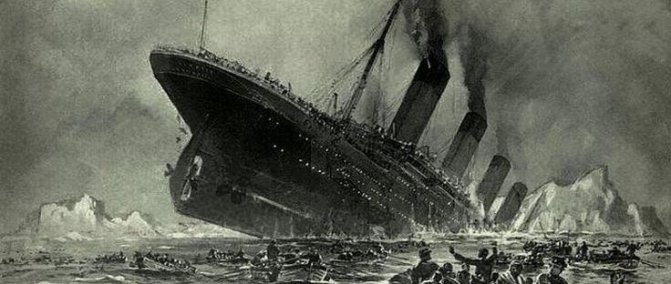 """""""Der Untergang der Titanic aus Sicht der Systemischen Führung (Teil 1) """""""
