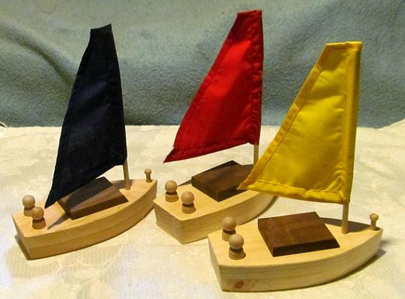 3 Sailboats OmiCrafts on etsy  40.