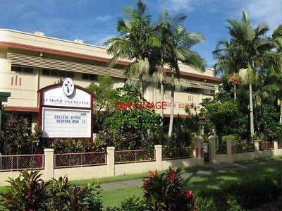 PHOTO  2011 AUSTRALIA QUEENSLAND  CAIRNS ST. MONICA'S COLLEGE SCHOOL
