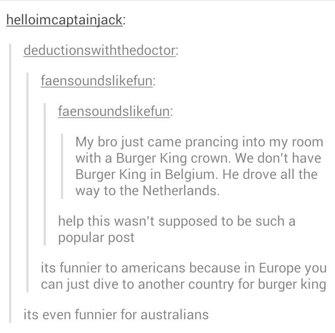 "Hetalia ~~ Europe where they do NOT have ""Homeland Security"" insisting on a stupid passport just to drop by Burger King."