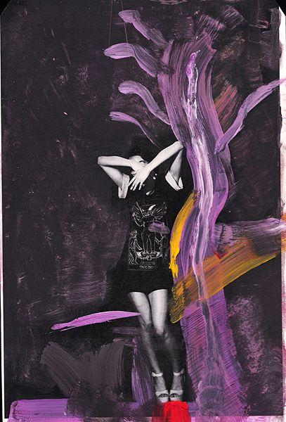 Ania J A pomysł z dalszym malowaniem tych zdjęć? Baardzo mi się podobają te inspiracje malowane.