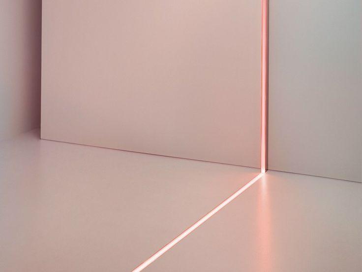 led ligh in floor