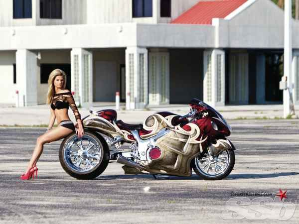 2004 Suzuki Hayabusa | Maximum Exposure | Super Streetbike