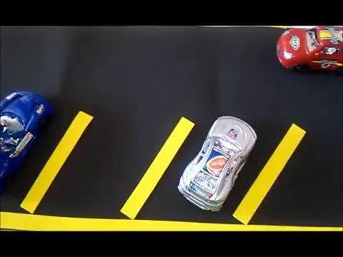Estacionar na diagonal