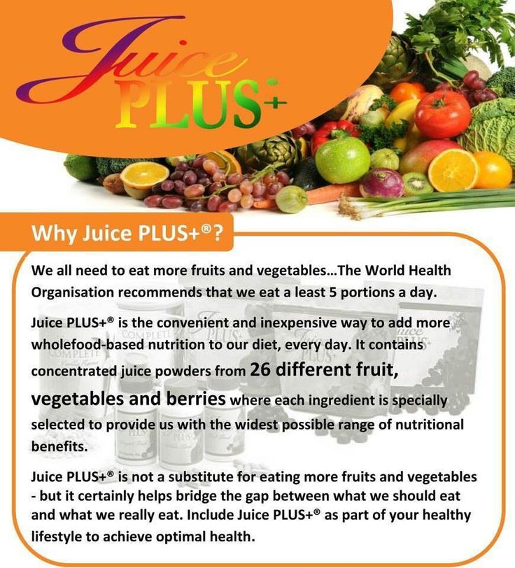18 best Juice Plus the business. images on Pinterest ...