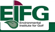 A comprehensive approach to golf and the environment in the U.S. Environmental Institute for Golf - EIFG
