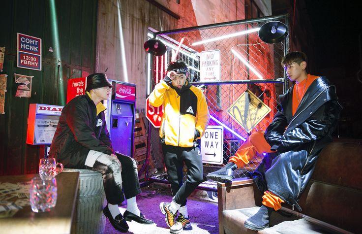 지코(ZICO) - BERMUDA TRIANGLE (Feat. Crush, DEAN) BTS