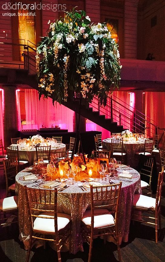 A Fabulous Wedding at the Design Exchange   Congratulations to a beautiful couple!