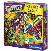 Pack 80 juegos clásicos de las Tortugas Ninja...: http://www.pequenosgigantes.es/pequenosgigantes/4342492/set-80-juegos-de-las-tortugas-ninja.html