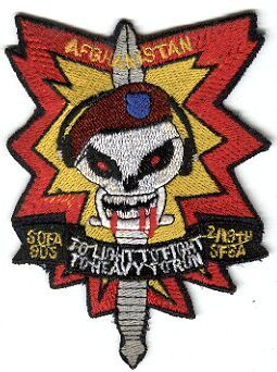 19th Special Forces Group Pocket Patches Support Operations Team A-905 2nd Battalion  Type 2
