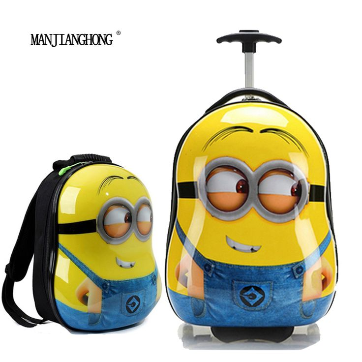 # For Sales 16Inch Travel 3D stereo Tourism Pull rod box boy girl Children Luggage Suitcase School Bag On Wheels Travel Bags children gift [oR1FS9WE] Black Friday 16Inch Travel 3D stereo Tourism Pull rod box boy girl Children Luggage Suitcase School Bag On Wheels Travel Bags children gift [wEu6RQq] Cyber Monday [1zebWq]