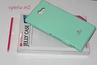 Toko Serba Ada : Jelly Case Sony Xperia M2 - Casing Xperia M2