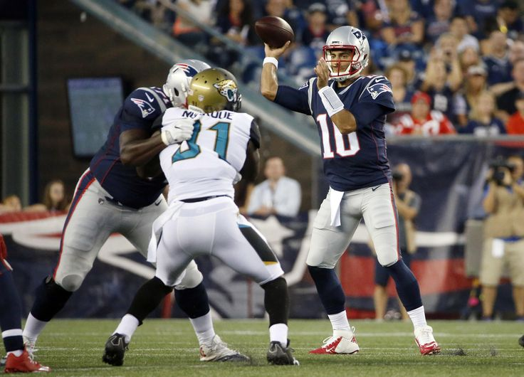 Download the NFL Gamebook with all of the statistics from the Patriots preseason Week 1 game against the Jacksonville Jaguars on Thursday, August 10, 2017.