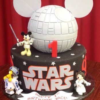 Above & Beyond Cakes, Elk Grove. Except for the toy characters, all details were handmade. | Yelp