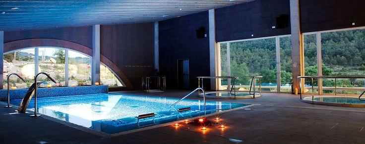 Eurostars Rocallaura HotelSpa, Lleida, Spain #eurostarshotels #spa