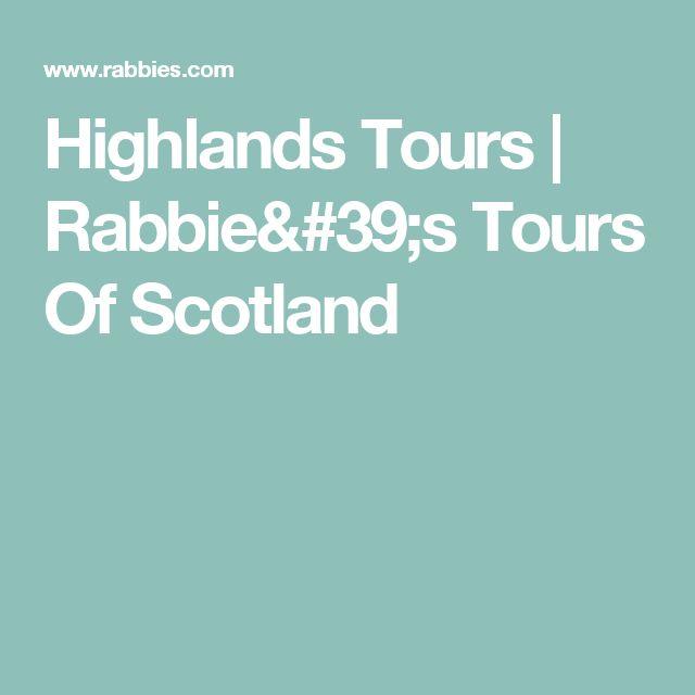 Highlands Tours   Rabbie's Tours Of Scotland