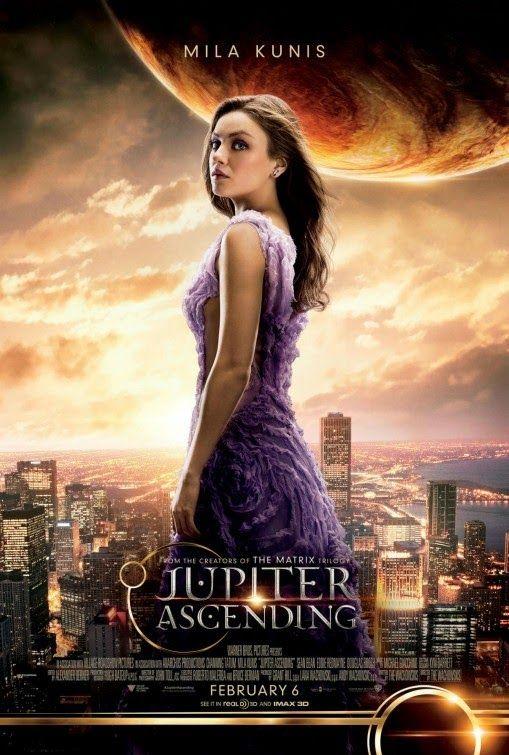Crítica - Jupiter Ascending (2015)   Portal Cinema