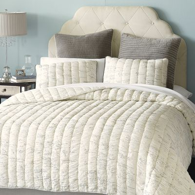 Love this Felicity Script Bedding   Quilt from Pier One. 191 best bedding images on Pinterest   Quilt sets  Comforter and 3