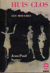 Jean-Paul Sartre, Huis clos / Les Mouches, LDP 1132, 1964