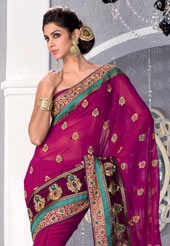 Beautiful Indian Wedding Sari