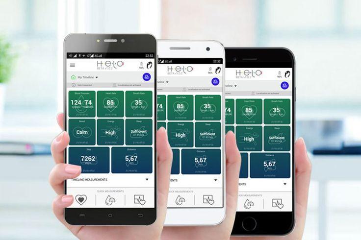 New Release of Helo App