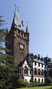 Weinheimer Schloss