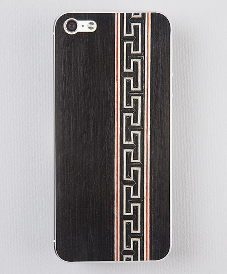 Taracea wood skins for iPhone5 - COMARES