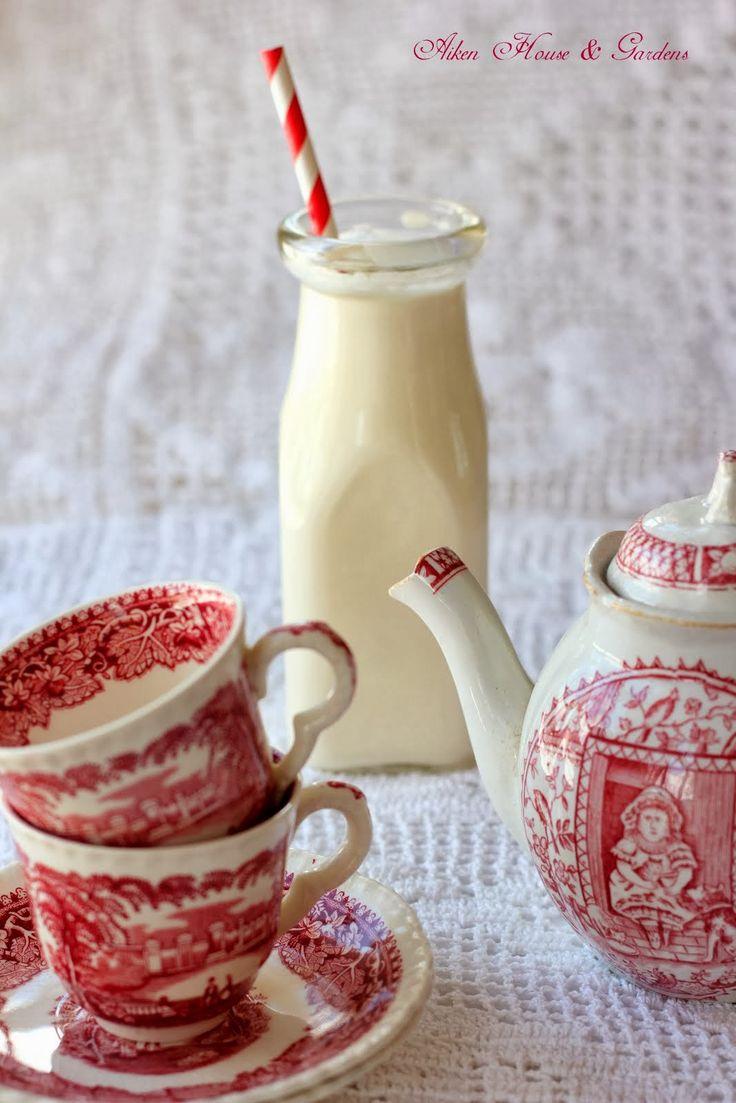 Aiken House & Gardens: Milk & Cookies