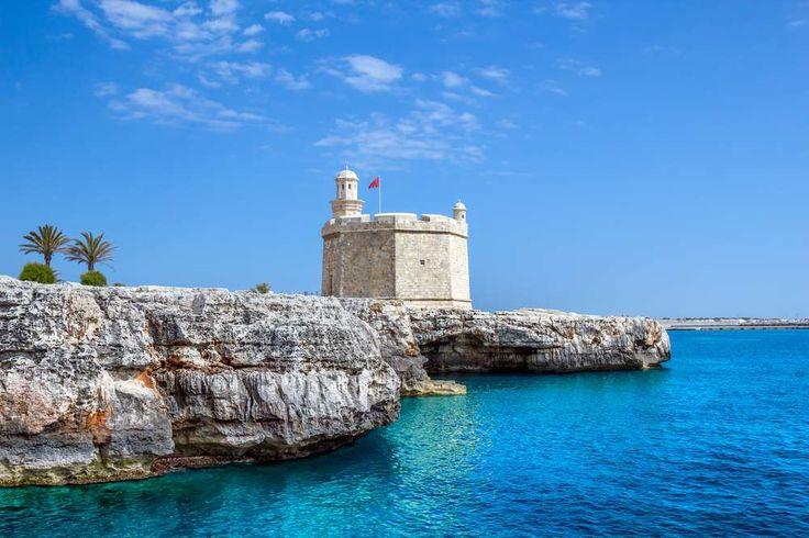 Menorca - A segunda maior ilha do arquipélago das Ilhas Baleares está localizada a leste da Espanha ... - Shutterstock
