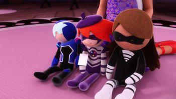 Marinette's dolls | Miraculous Ladybug Wiki | Fandom powered by Wikia