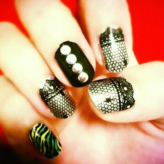 NCLA nail wraps Shopncla.com: Wraps Shopncla Com, Ncla Nails, Nail Wraps, Nails Wraps
