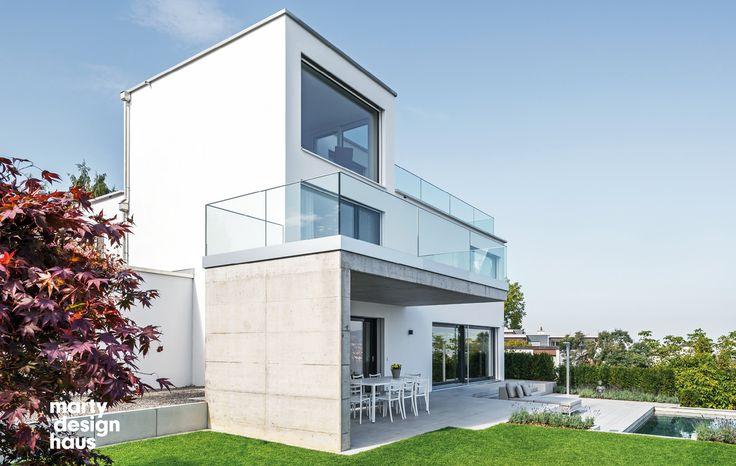 Individuelles Einfamilienhaus oder Mehrfamilienhaus bauen - Ein Marty Designhaus zum Festpreis - Thousand Views Wädenswil