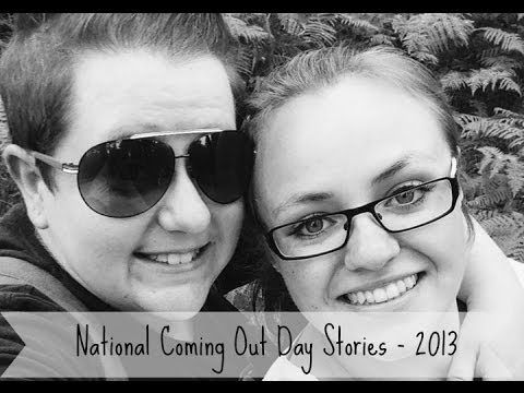 National Coming Out Day stories