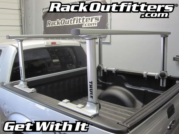 Thule 500xt Xsporter Pro Bed Rack For 03 13 Ford F