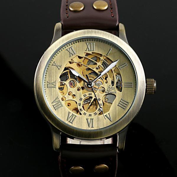 Best gift watch in Cape Town,Johannesburg,Durban South Africa MA 411 Spherique Skeleton - Matt Arend Timepieces - 2