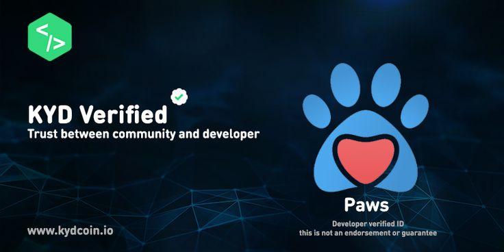 Trust Between Community And Developer Development Marketing Materials Paw