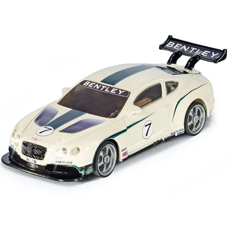 Siku Racing - Bentley Continental GT3 raceauot - 6827 - www.bentoys.nl - https://www.bentoys.nl/nl/speelgoed/merken/siku/siku-racing/833-bentley-continental-gt3-raceauto.html