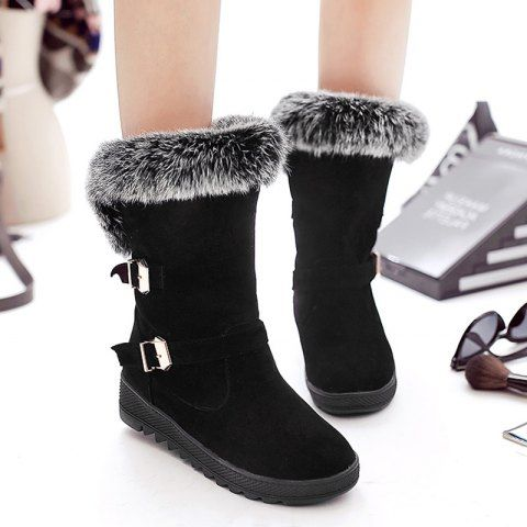 17 Best ideas about Fur Ankle Boots on Pinterest | Ladies winter ...