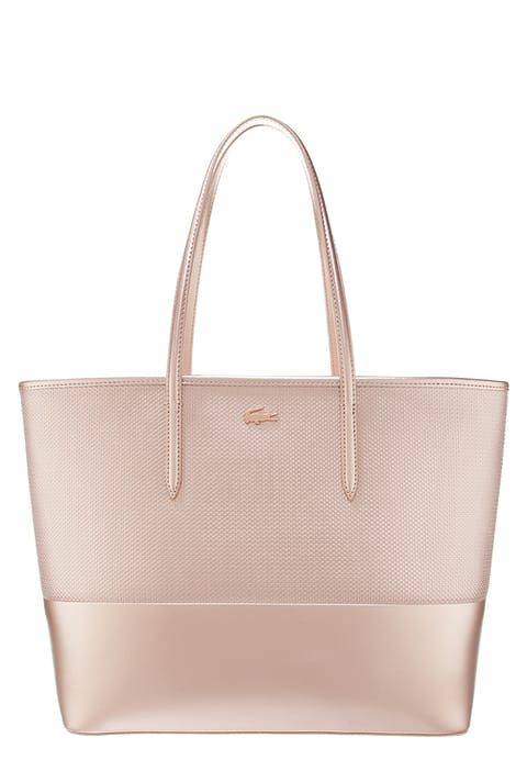 Accessoires Lacoste Cabas - sureau or rose: 280,00 € chez Zalando (au 06/11/16). Livraison et retours gratuits et service client gratuit au 0800 915 207.